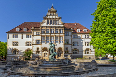 IBXRFI04924244 Old Government, Minden, Germany, Europe