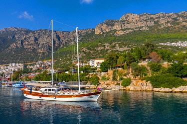 TK300RF Kas Harbour, Kas, Turkey