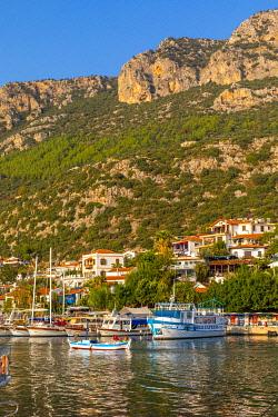 TK09445 Kas Harbour, Kas, Turkey