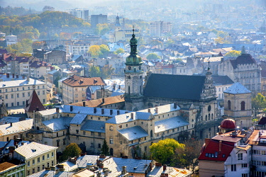 UA01147 Ukraine, Lviv, City Was Planned In The Second Half Of The 13th Century, Medieval, Lviv Survived Soviet And German Occupations Unscathed During World War II, Lviv Is One Of The Main Cultural Centers Of...