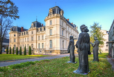 UA01152 Ukraine, Lviv, Art Gallery, Potocki Palace Built In The 1880's, Grandest Nobleman's Residence, In The 2000s The Potocki Palace Was Handed Over To The Lviv Art Gallery, Lviv Survived Soviet And German...