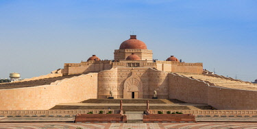 IN08551 India, Uttar Pradesh, Lucknow, Gomti Nagar, Dr. Ambedkar Park