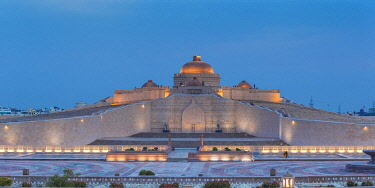 IN08552 India, Uttar Pradesh, Lucknow, Gomti Nagar, Dr. Ambedkar Park