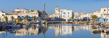TU02372 Tunisia, Bizerte, The Old Port