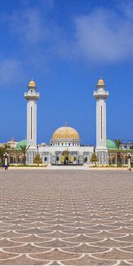 TU02383 Tunisia, Monastir, Bourguiba mausoleum