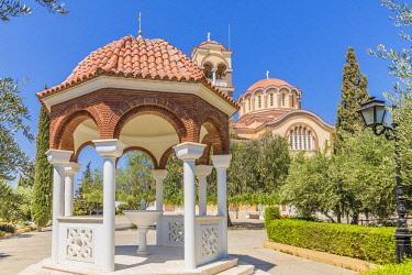CYP0261AWRF Agios Dimitrios Church, Paralimni, Cyprus