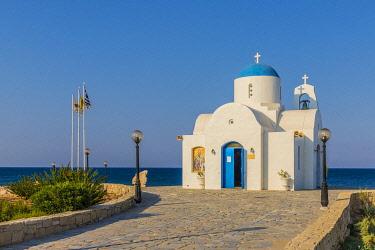 CYP0266AWRF Agios Nicolaos Church, Paralimi, Cyprus