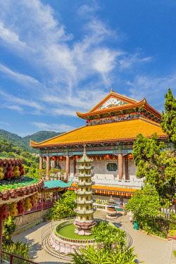 MAY0344AWRF Kek Lok Si Temple,Penang, Penang Island, Malaysia, South East Asia, Asia