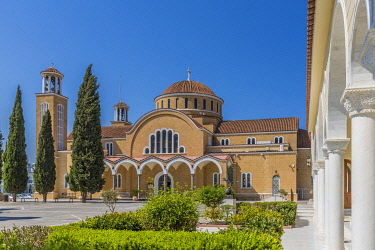 CYP0224AW Agios Georgios New Church, Paralimni, Cyprus