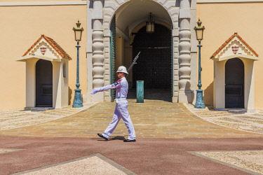 FRA11731AW Principality of Monaco, Monaco, Cote D'Azur, French Riviera, France