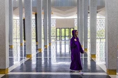 MAY0329AW The National Mosque of Malaysia,Kuala Lumpur, Malaysia