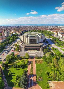 BUL0425 Europe, Bulgaria, Sofia, NDK National Cultural Center