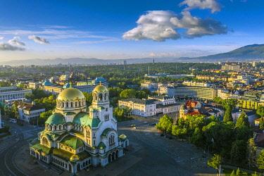 BUL0430 Europe, Bulgaria, Sofia, Alexander Nevsky Russian orthodox cathedral