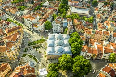 BUL0441 Europe, Bulgaria, Plovdiv,  Dzhumaya Mosque