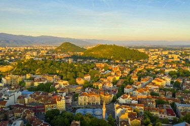 BUL0447 Europe, Bulgaria, Plovdiv city center