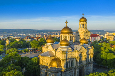 BUL0451 Europe, Bulgaria, Varna, Mother of God Cathedral