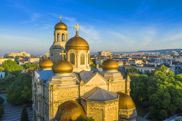BUL0452 Europe, Bulgaria, Varna, Mother of God Cathedral