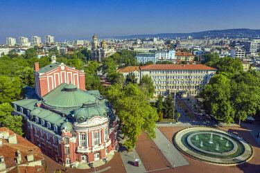 BUL0454 Europe, Bulgaria, Varna, State opera house