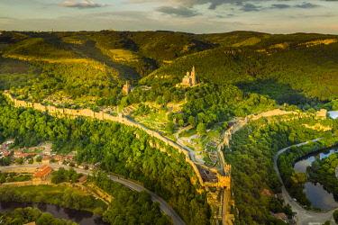 BUL0456 Europe, Bulgaria, Veliko Tarnovo, Tsarevets fortress