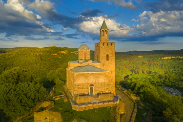 BUL0458 Europe, Bulgaria, Veliko Tarnovo, Tsarevets fortress