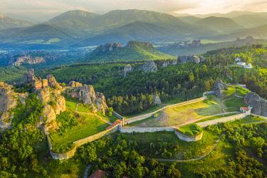 BUL0459 Europe, Bulgaria, Belogradchik, Kaleto Rock Fortress, rock formations