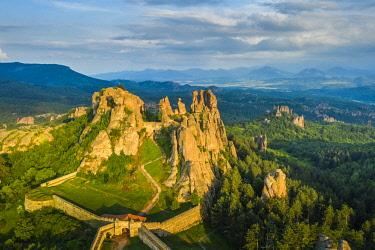 BUL0460 Europe, Bulgaria, Belogradchik, Kaleto Rock Fortress, rock formations