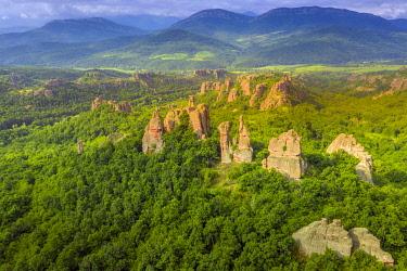 BUL0464 Europe, Bulgaria, Belogradchik, rock formations