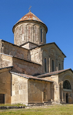 IBLPSI03661154 Church of Virgin Mary the Blessed, Gelati Monastery, UNESCO World Heritage Site, near Kutaisi, Imereti region, Georgia, Asia