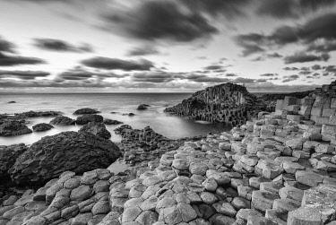 NIR8959AW Europe, United Kingdom, Northern Ireland,  County Antrim, Ulster Region, Giant's Causeway