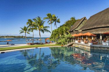HMS3384896 Mauritius, Flacq district, Poste de Flacq, Constance Prince Maurice hotel