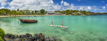 HMS3384990 Mauritius, Riviere du Rempart disctrict, Grand Gaube, Lux Grand Gaube hotel