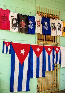 CUB1781AW Souvenir Shop, Santa Clara, Villa Clara Province, Cuba