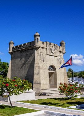 CUB2029AW Santa Ifigenia Cemetery, Santiago de Cuba, Santiago de Cuba Province, Cuba