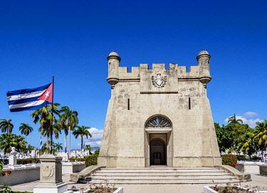 CUB2030AW Santa Ifigenia Cemetery, Santiago de Cuba, Santiago de Cuba Province, Cuba