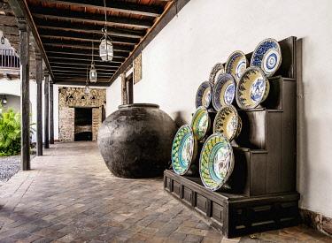 CUB2053AW Diego Velazquez House, Santiago de Cuba, Santiago de Cuba Province, Cuba