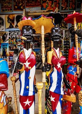 CUB2175AW Souvenir Shop in Trinidad, Sancti Spiritus Province, Cuba