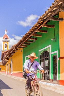 NIC0223AW Local  architecture, Granada, Nicaragua
