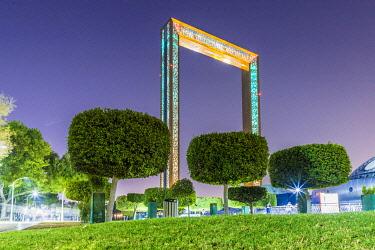 UAE0846AW The Frame, Dubai, United Arab Emirates