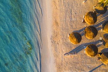 MEX1950AW Akumal beach, Quintana Roo, Mexico