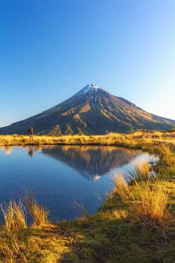 NZ9927AW Taranaki (Mt. Egmont), North Island, New Zealand
