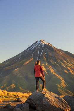 NZ9931AW Taranaki (Mt. Egmont), North Island, New Zealand