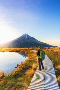 NZ9932AW Taranaki (Mt. Egmont), North Island, New Zealand