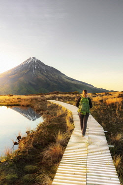 NZ9934AW Taranaki (Mt. Egmont), North Island, New Zealand