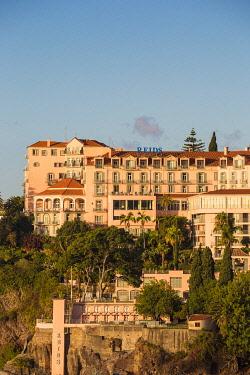 PT04043 Portugal, Madeira, Funchal, Hotel Belmond Reid's Palace