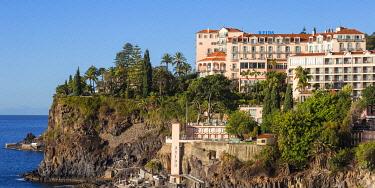 PT04044 Portugal, Madeira, Funchal, Hotel Belmond Reid's Palace