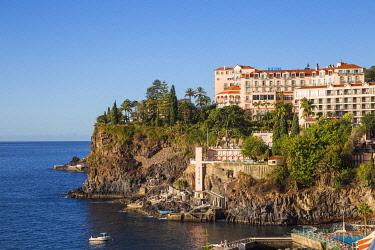 PT04047 Portugal, Madeira, Funchal, Hotel Belmond Reid's Palace