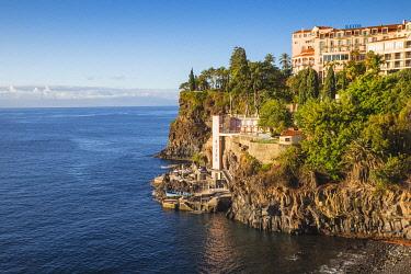 PT04138 Portugal, Madeira, Funchal, Hotel Belmond Reid's Palace