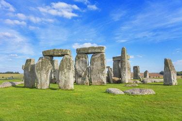 ENG16432AW Stonehenge, Wiltshire, England, UK