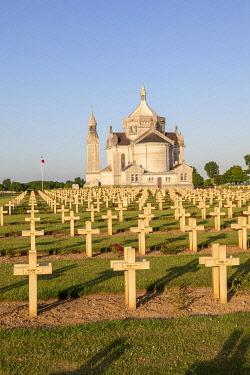 HMS3568997 France, Pas de Calais, Ablain Saint Nazaire, National cemetery of Notre-Dame-de-Lorette