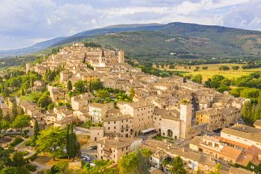 CLKAC122977 Spello, Perugia province, Umbria, Italy, Europe